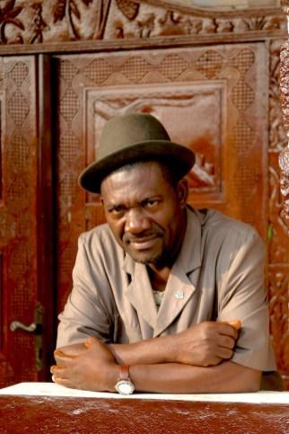 Camerún, Nkongsamba, Hotel Fere, Sr Auguste Epang