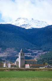 Catalunya, Gironès, La Cerdenya, Bellver de Cerdanya