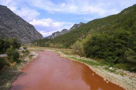 Catalunya, Alt Urgell, Organyà Río SegraAlt Urell,