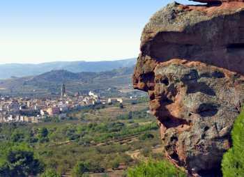 Catalunya, Priorat, Falsat
