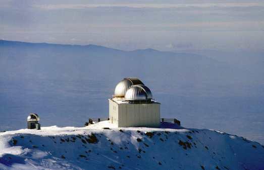 España, Granada, Observatorio