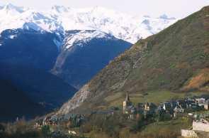 Catalunya, Lleida, Vall D´Aran, Vall del Garona