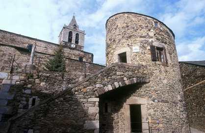 Catalunya, Gironès, La Cerdenya Llivia