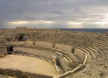 Tarragones, Tarragona, Acueducto, Ciudad Romana, Tarraco