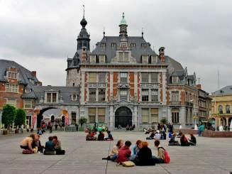 Bélgica, Valonia, Namur, Plaza de Armas