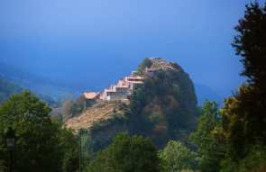 Catalunya, Gironès, El Ripollès, Villalonga de Ter, Valle de Camprodon, La Roca