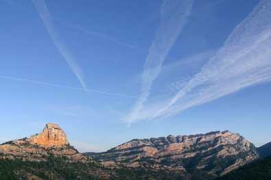 Catalunya, Terra Alta, Sierra de Pandols