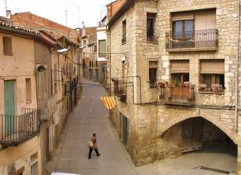 Catalunya, Les Garrigues Vinaixa