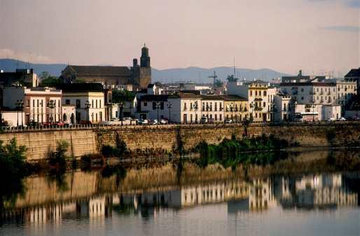 España, Cordoba, Paseo de la Rivera