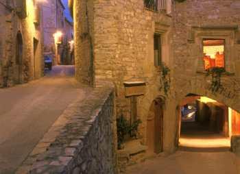 Catalunya, Urgell, Gimerá, Pueblo Medieval