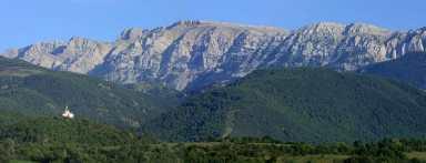 Catalunya, Alt Urgell, La Seu d´Urgel, Sierra del Cadí