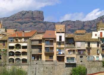Catalunya, Pallars Jussa, La Pobla de Segur