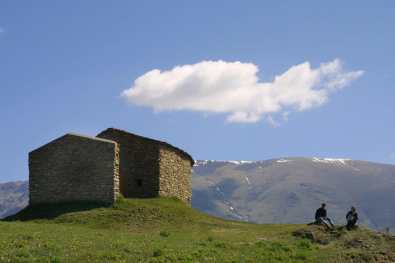 Catalunya, Pallars Jussa, Vall Fosca