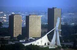 Costa de Marfil, Abidjan, Catedral San Pablo