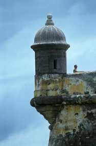 Puerto Rico, Ponce, Parque de Bomberos, San Juan, Fortaleza El Morro