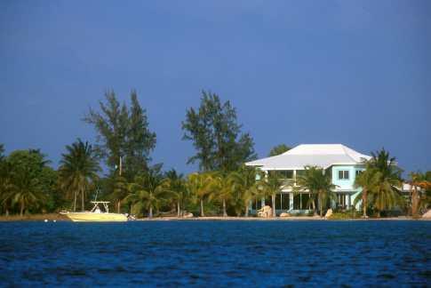 Islas Cayman, Bahia del OesteIslas Cayman