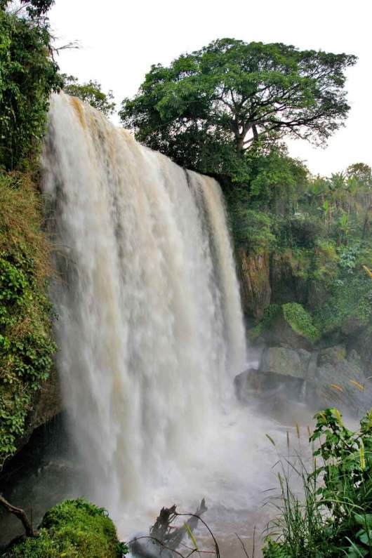 Camerún, Deschang, Catarata