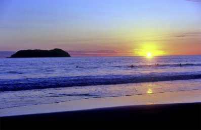 Costa Rica, Playa Manuel Antonio