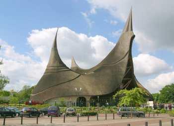 Holanda, Noord-Brabant, Kaatsheuvel, Parque Efteling