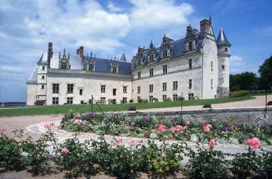 Castillos del Loira, Castillo de Amboise