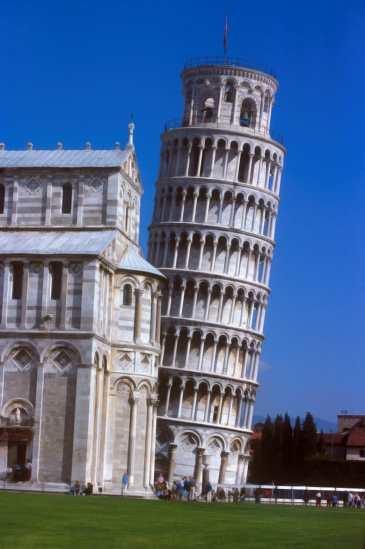 Toscana, Pisa