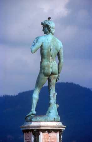Toscana, Florencia, El Dabid