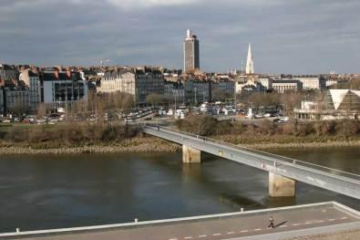 Francia, Loira Atlántico, Río Loira