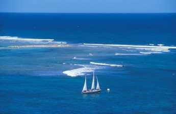 Francia, Antillas Isla Guadalupe, Sainte Anne