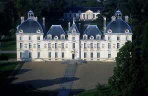 Castillos del Loira, Castillo de Cheverny