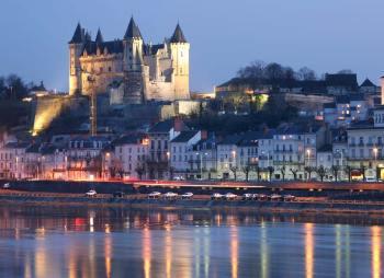 Francia, Loira Atlántico, Saumur