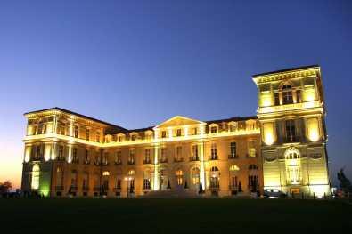 Francia. Marsella Noche Nocturno