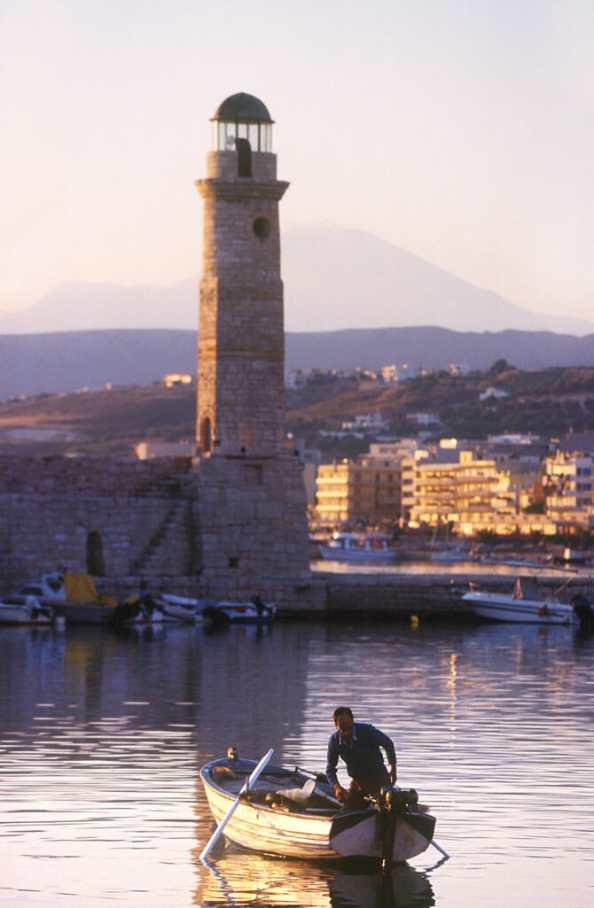 Creta, Rethimno