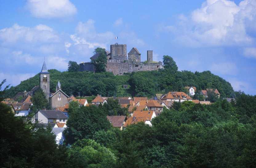 Francia, Alsacia, Lichetenberg