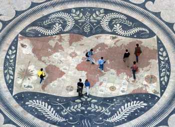 Lisboa, Barrio de Belen, Monumento a los descubridores