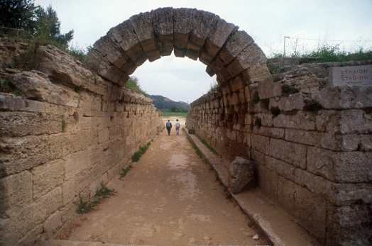 Grecia, Olimpia