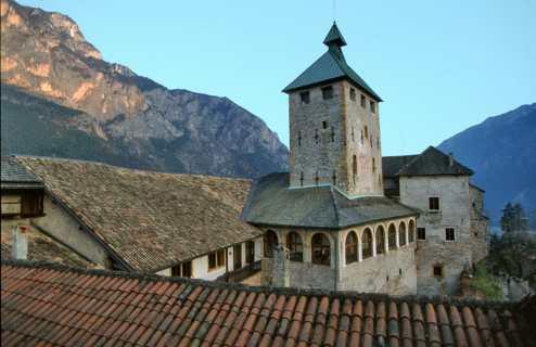 Trentino, Valle Sugana, Castillo Ivano
