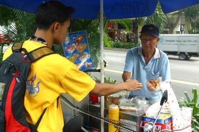 Singapur, Boat Quay, Orchard Road, centros comerciales