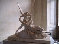 Psyche Revived by Cupid's Kiss (Le Louvre)