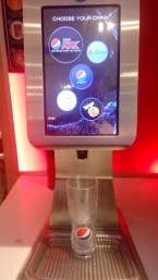 Image of fizzy drink machine