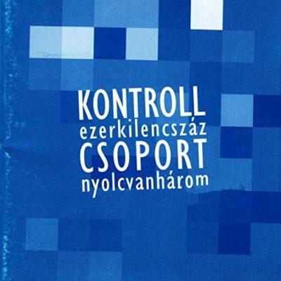 Kontroll Csoport 1983 cd cover