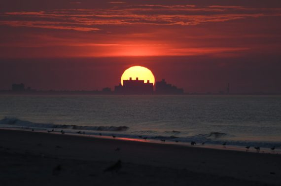 Rockaway dawn
