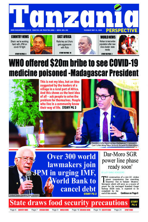 WHO-Offered-20M-Bribe-To-Poison-COVID-19-Cure