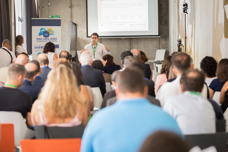 Una de las presentaciones del evento SUMA 2019