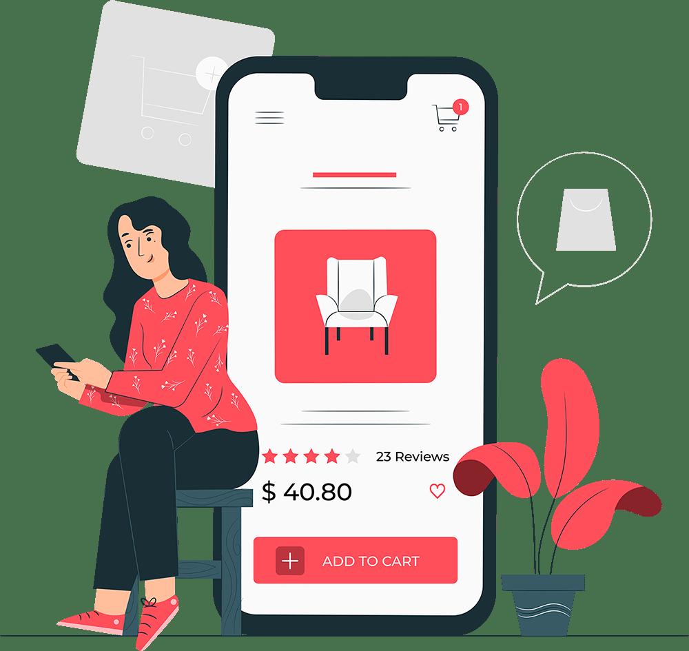 Icono de eCommerce