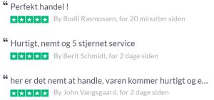 www.nemhjem.dk er flot anmeldt på Trustpilot