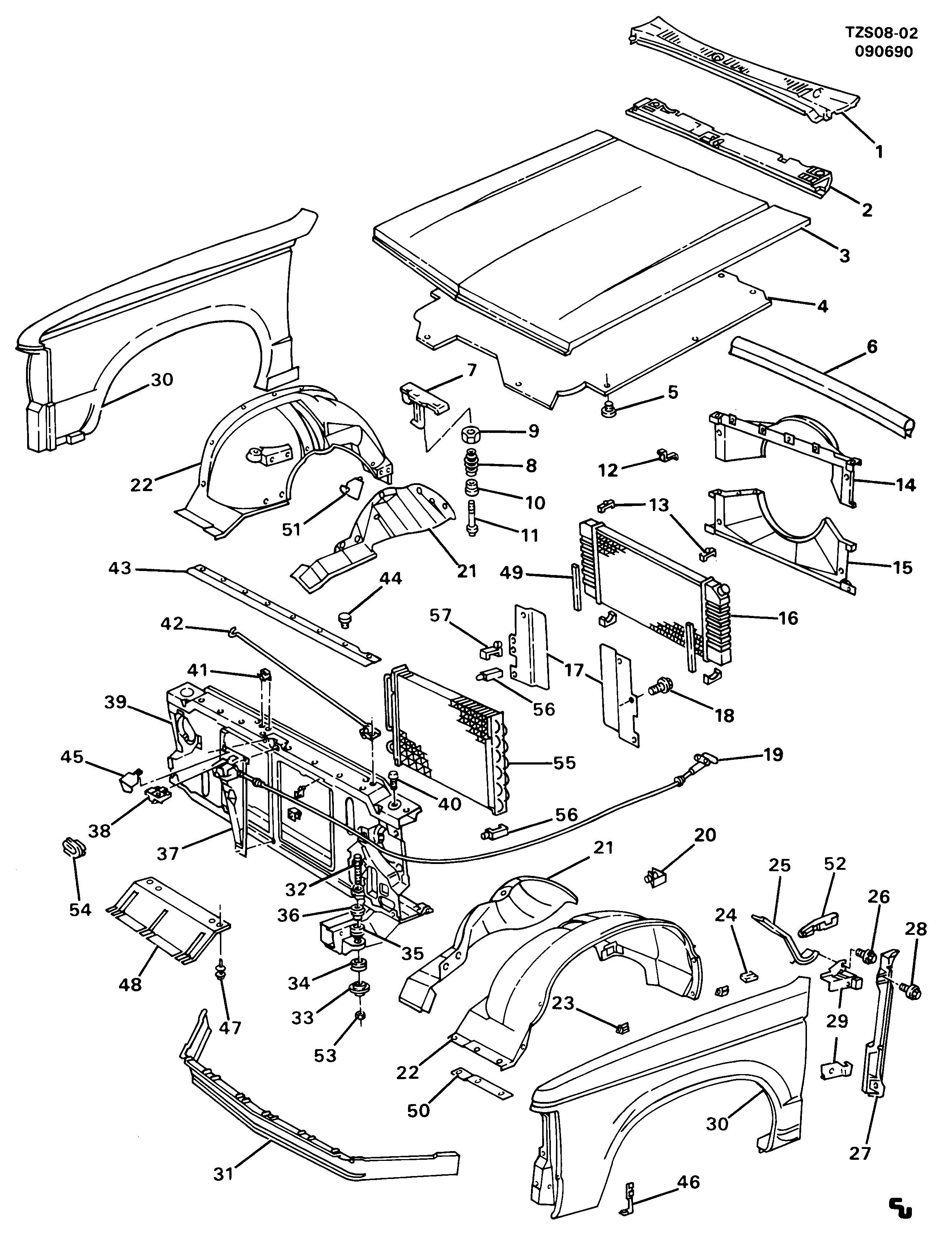 S10 Blazer 4x4