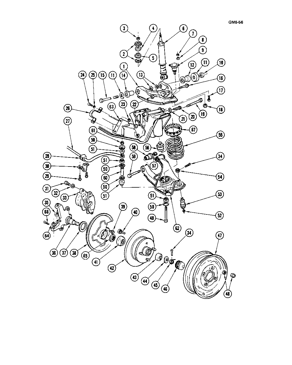 Chevette Engine Diagram