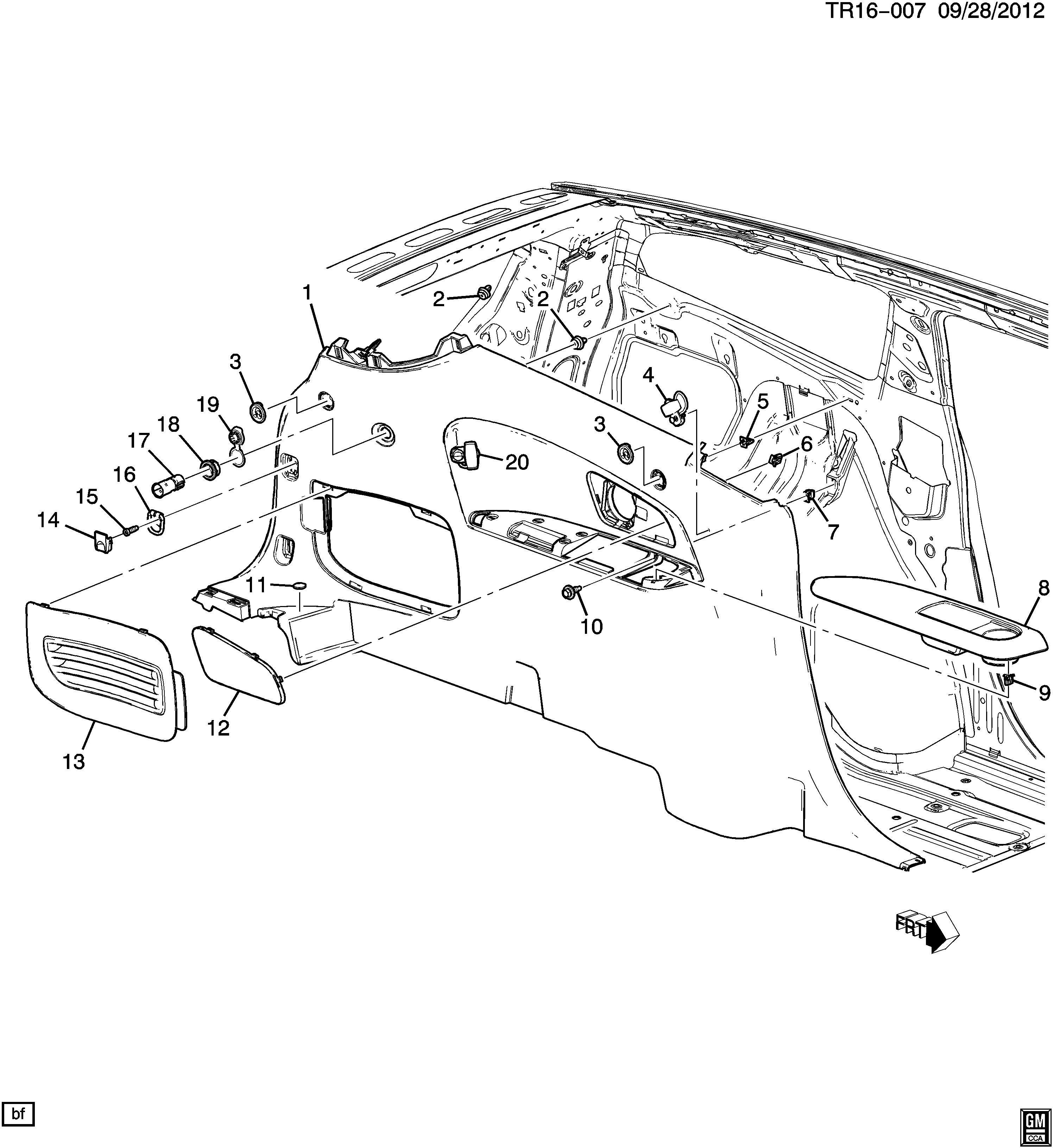 Buick Enclave Wiring Schematics Online
