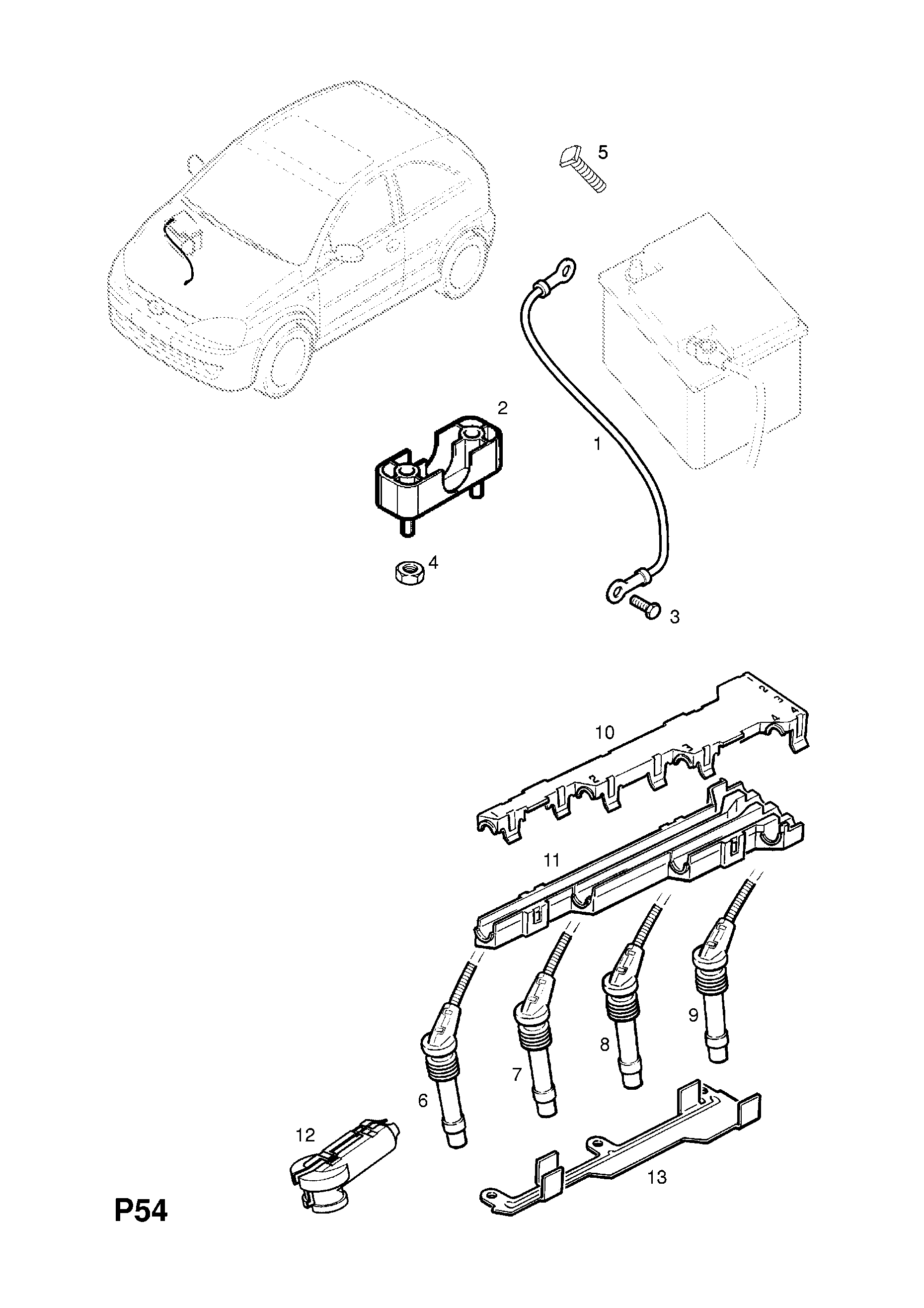 Corsa C Light Wiring Diagram
