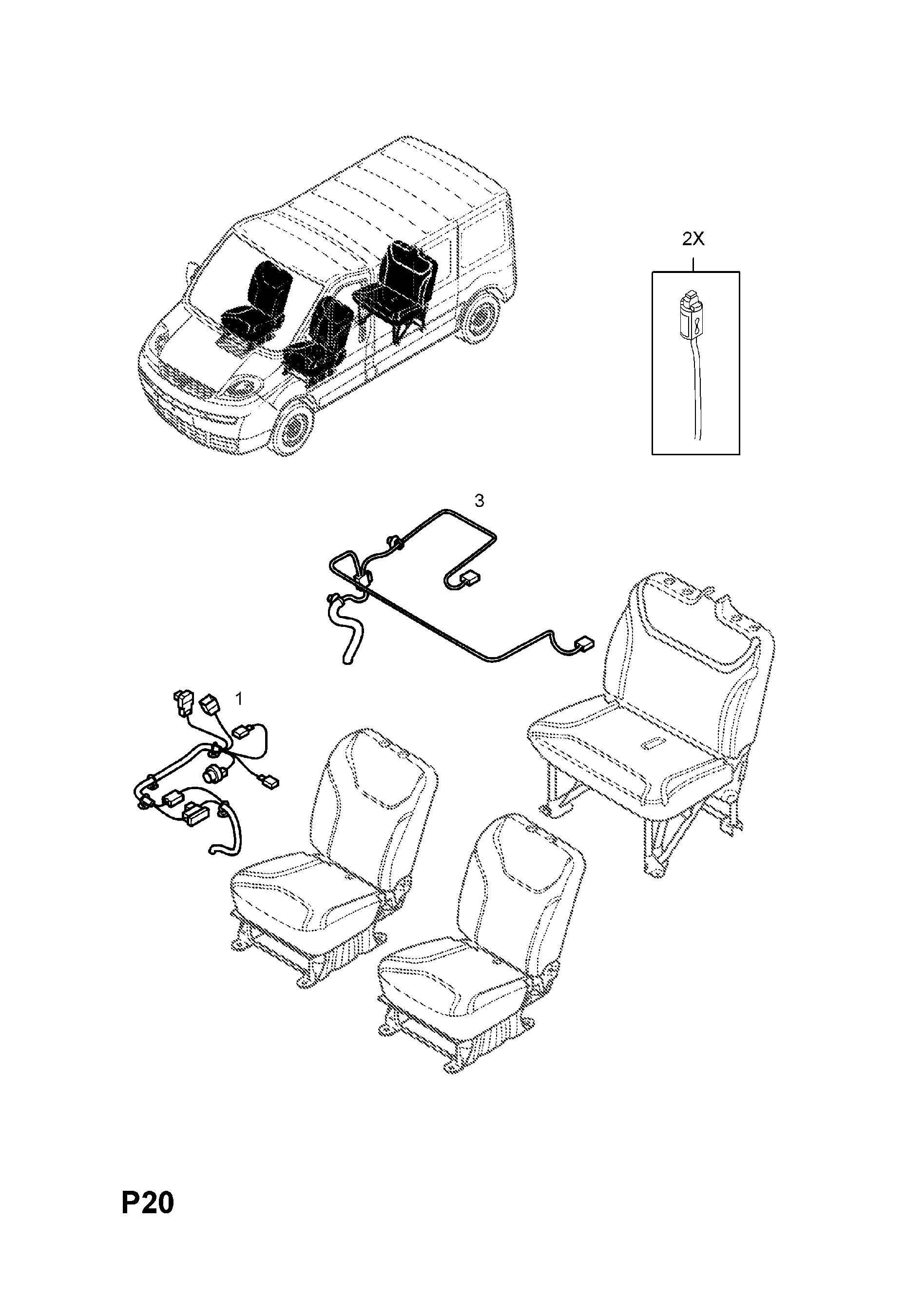 Wiring Diagram For Vauxhall Vivaro